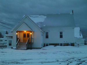 country-church